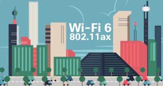 Exanet Wi-Fi 6 Cisco