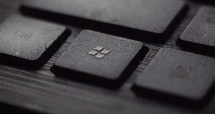 Microsoft button
